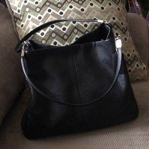 Coach Madison Phoebe leather handbag